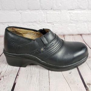 Ariat Expert Leather Clogs Womens 7 EU 37.5 Shoes